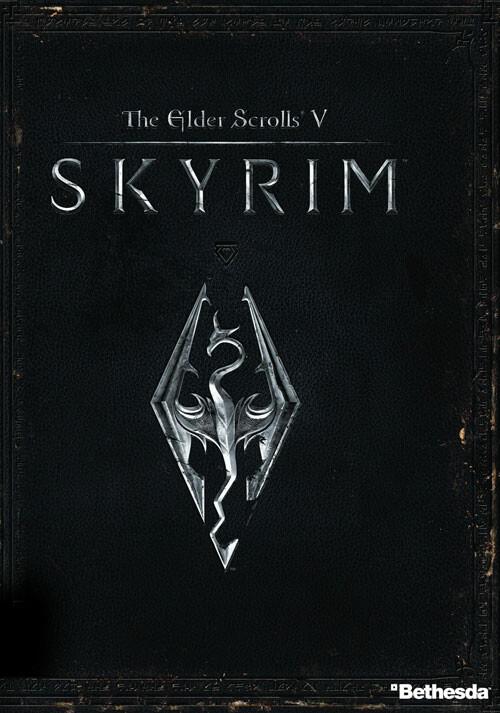 The Elder Scrolls V: Skyrim - Cover