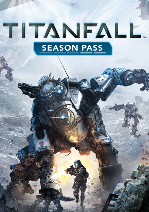 Titanfall - Season Pass - Cover