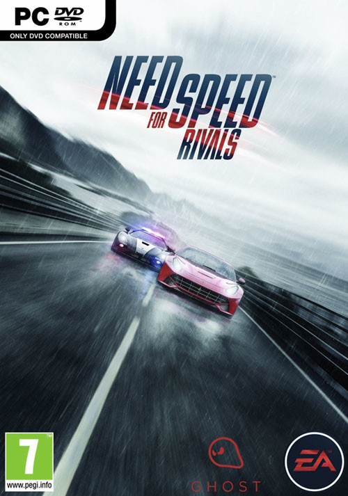 Need For Speed Rivals - Cover