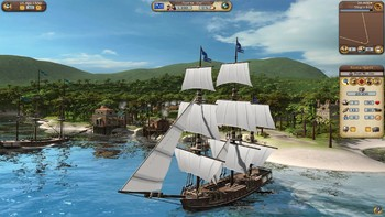 Screenshot2 - Port Royale 3: Gold & Patrician IV: Gold - Double Pack