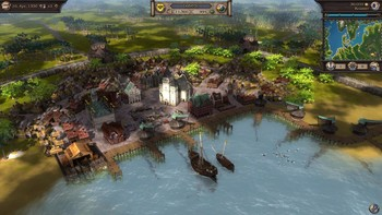 Screenshot4 - Port Royale 3: Gold & Patrician IV: Gold - Double Pack