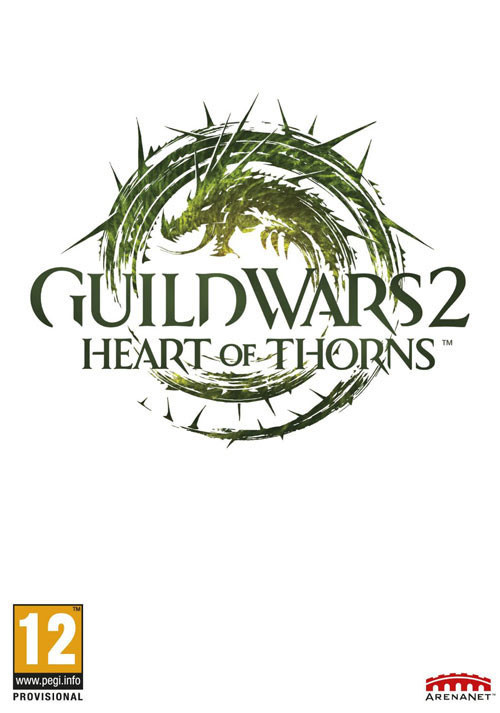 Guild Wars 2: Heart of Thorns - Cover