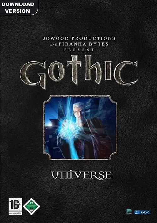Gothic Universe Edition - Cover