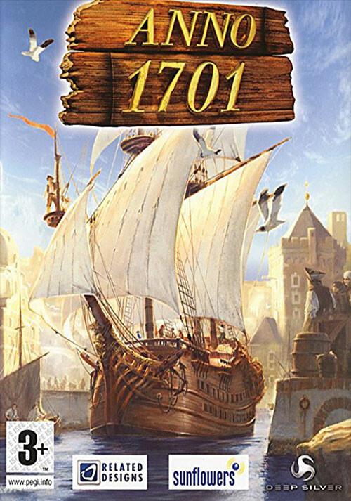 Anno 1701 - Cover