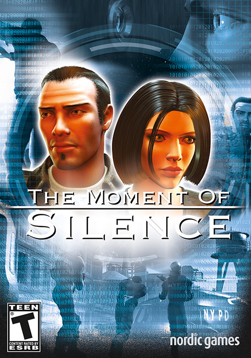 The Moment of Silence - Cover