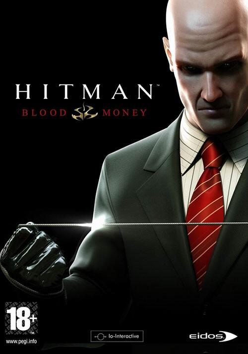 Hitman: Blood Money - Cover
