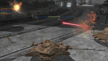 Screenshot1 - Star Wars: Battlefront 2 (Classic, 2005)