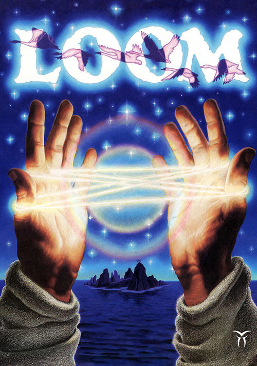 LOOM - Cover