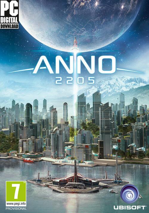 Anno 2205 - Cover