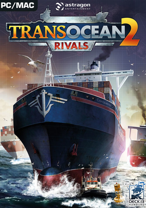 TransOcean 2: Rivals - Cover