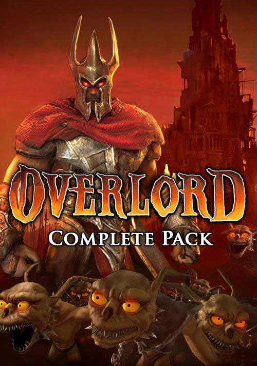Overlord Complete Pack - Cover