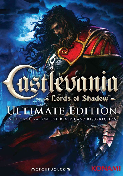 Castlevania: Lords of Shadow - Ultimate Edition - Cover