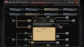 Screenshot5 - Hearts of Iron IV: Man the Guns