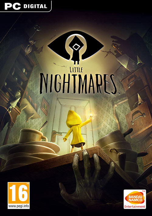 Little Nightmares - Cover