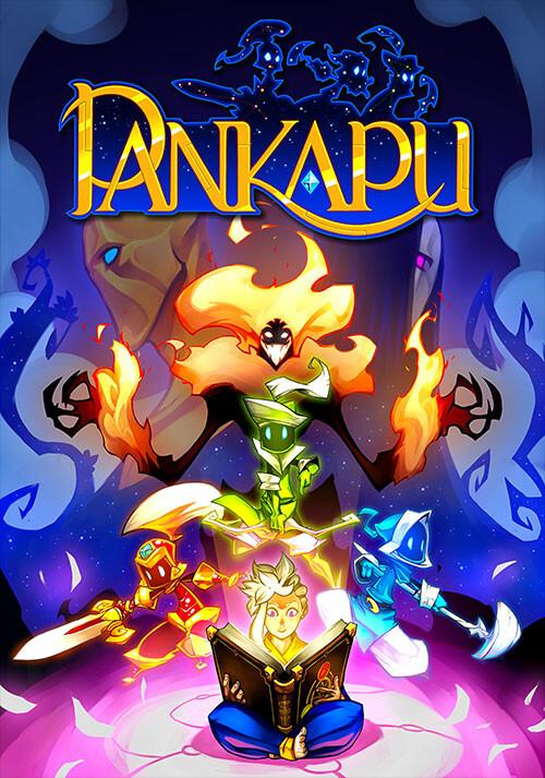 Pankapu - Cover