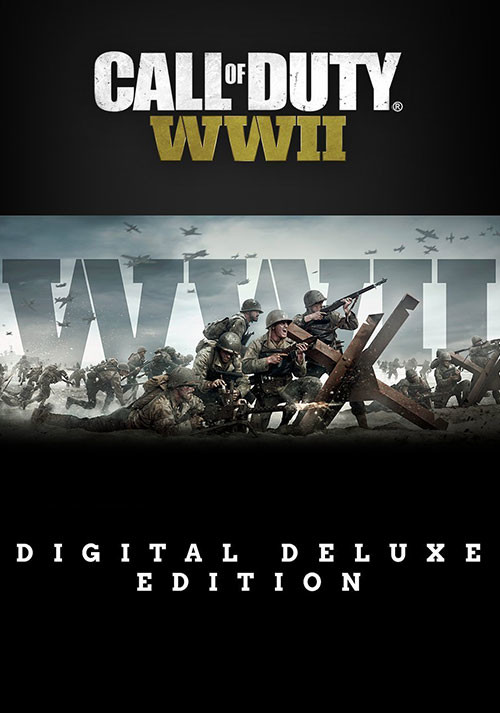 Call of Duty: WWII - Digital Deluxe - Cover