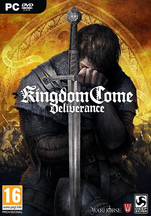 Kingdom Come: Deliverance - Cover