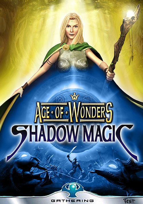 Age of Wonders Shadow Magic - Cover