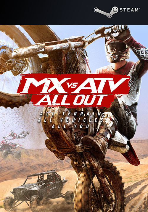 MX vs ATV All Out - Cover