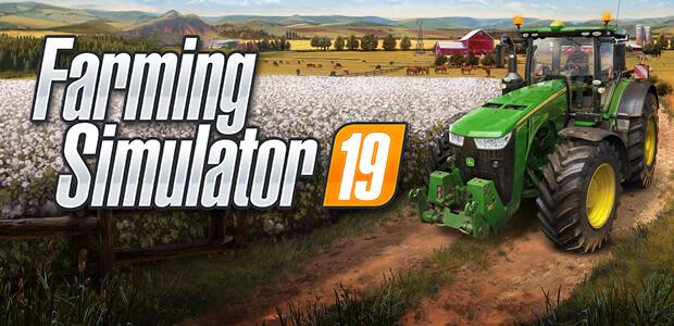 Farming Simulator 19 (Steam)