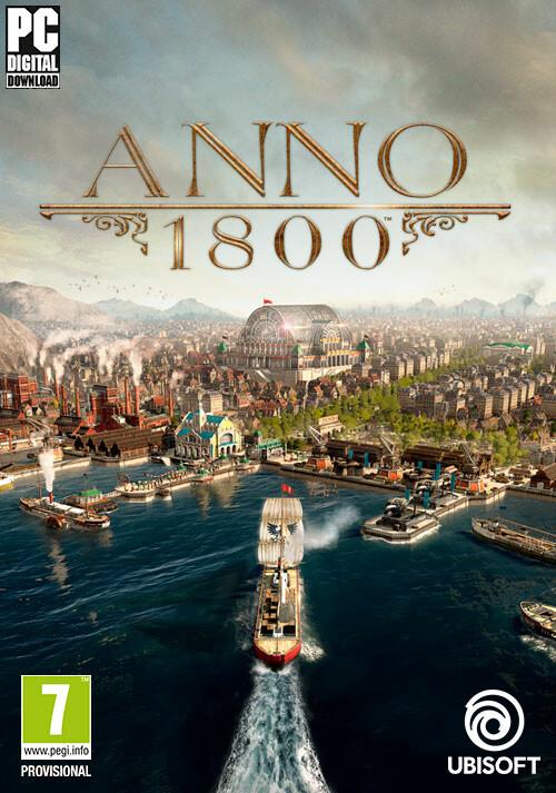 Anno 1800 - Cover