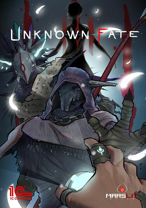 Unknown Fate - Cover