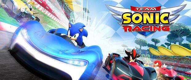 Team Sonic Racing ermöglicht die Anpassung eurer Fahrzeuge