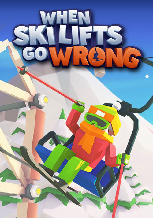 When Ski Lifts Go Wrong - Cover
